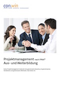 flyer_Projektmanagement-IPMA-Cover
